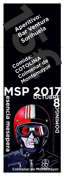 MSP 2017 Ticket
