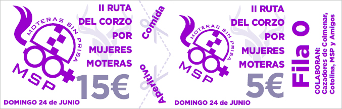 MUJERES 2Tickets