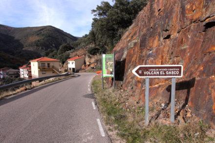 Ruta a El Gasco