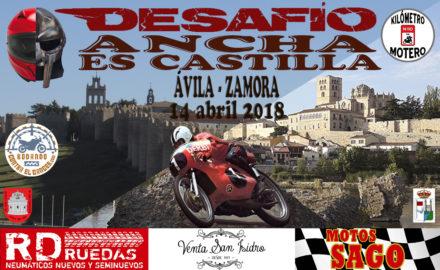 Desafío Ancha Es Castilla 2018