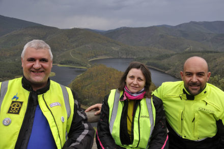 Ruta Meandro Melero / Granadilla