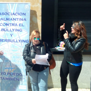 RUEDAS CONTRA EL BULLYING