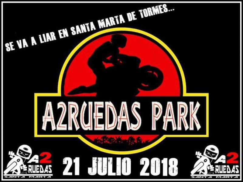 A2RUEDAS PARK en SANTA MARTA
