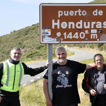 RUTA POR LOS PUERTOS DE HONDURAS Y TORNAVACAS