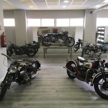 Inauguración Museo Moto Histórica