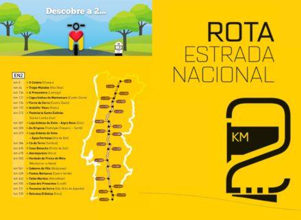 ROTA ESTRADA NACIONAL