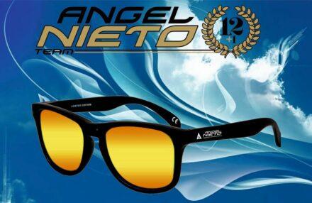 Gafas oficiales de Ángel Nieto serie limitada